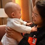 十八大女代表携婴儿参会获准