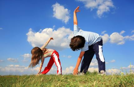 有效预防 减少孩子运动中的潜在伤害