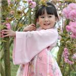 """""""樱花萝莉""""着汉服 萌翻全场爆红网络"""