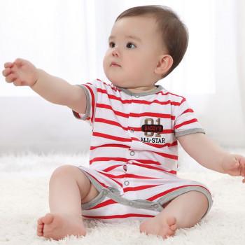 宝宝必备的穿衣经