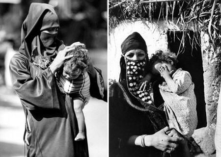 没有哪个母亲不爱自己的孩子,不论她身在何处