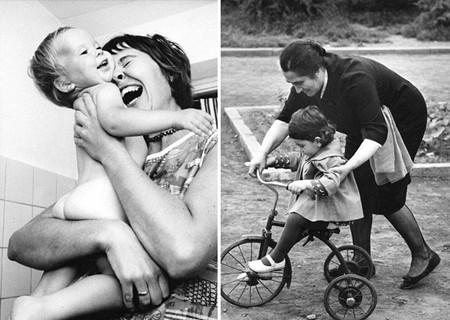"""镜头下的母爱 她们的名字叫""""妈妈"""""""