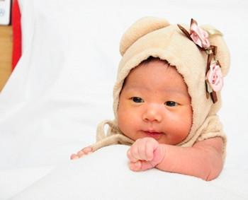 用母乳喂养的婴儿身体更为健康