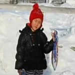 为救外祖母 4岁的她黑夜独自行走8公里
