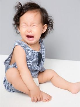 孩子总爱哭?要根据年龄找答案