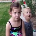 姐弟俩表示讨厌男孩,弟弟出生后就打脸了……