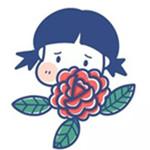教孩子画一朵玫瑰花送给妈妈,超简单!