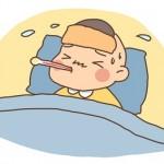 积食发烧和感冒发烧的区别,主要是这几点