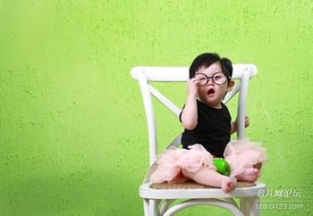 宝宝喜爱的颜色中隐藏性格秘密,来围观