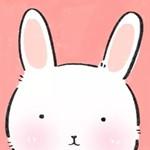 儿童简笔画之软萌哒小兔子
