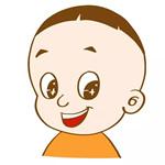 儿童简笔画之围裙妈妈、大头儿子和小头爸爸