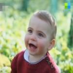 路易斯小王子1岁啦!王妃分享照片为其庆生