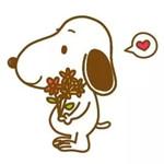 儿童简笔画之Snoopy