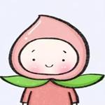 儿童简笔画之水蜜桃宝宝