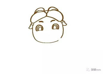 儿童简笔画之猪猪侠