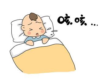 [3岁宝宝晚上咳嗽,可能与睡姿不当有关!] 各种睡姿
