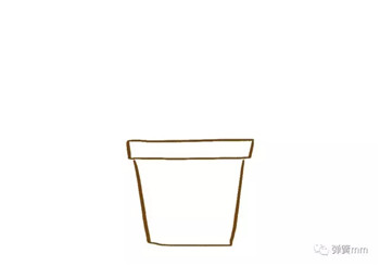 儿童简笔画之冰激凌蛋筒