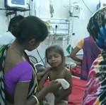印度54名孩子因脑炎丧命,官员说雨季到了就好