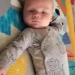 """不可思议!2个月宝宝开口说""""你好"""""""