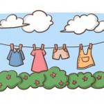 宝宝衣物要高效清洁,千万不能和大人混洗!