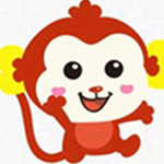 数字3也能画出超萌小猴子!快带孩子来玩!