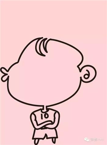 儿童简笔画之樱木花道