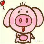 儿童简笔画之粉嫩小萌猪