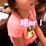 混血女孩被逼着学汉语,表情亮了!