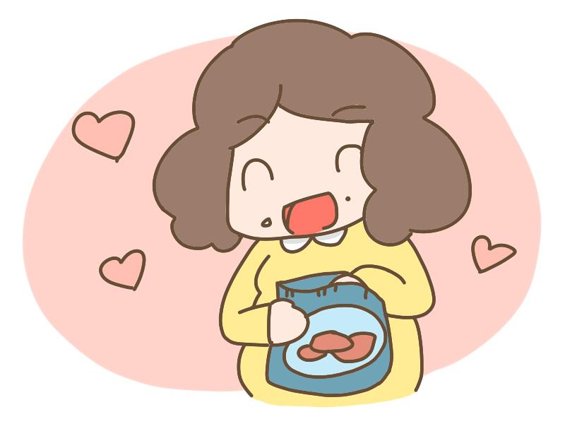 _孕期嘴馋想吃零食,唯坚果不能错过