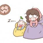 如何制定喂养时间表,才能保证妈妈夜间休息?