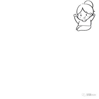儿童简笔画之柠檬便利贴