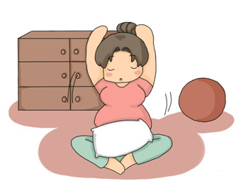 孕妈咪的身体素质,将直接影响BB健康!