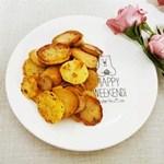 香煎黑胡椒土豆杏鲍菇片,让你吃出肉的幸福感~