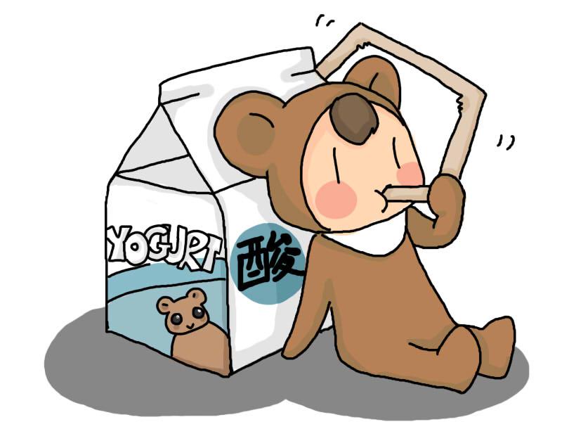 孩子喝酸奶越多越好?这些知识一定要知道!