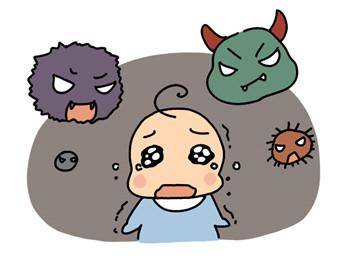 有支气管炎的孩子,大多有这些表现,要警惕!