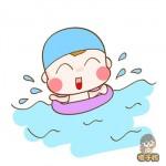夏季带娃游泳,收好这些建议,能避免生病!