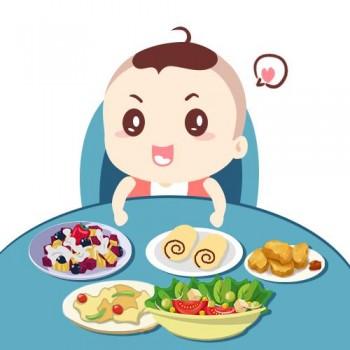 孩子吃不好也会自闭,各位可要上点心了!