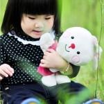 讲真,孩子很需要玩偶,可以提高社交能力!