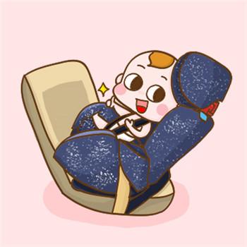 冬季孩子坐安全座椅太挤?外套不脱会致命!