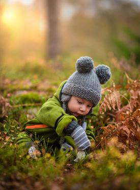 为何宝宝冬天身上会发痒