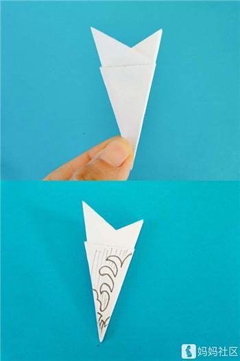 5款小雪花的剪纸,简单易学又好看!