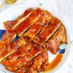 来学快餐厅最热销的下饭菜:黑椒鸡腿