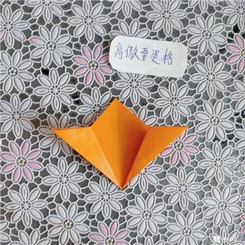浪漫的樱花折纸,快带娃DIY