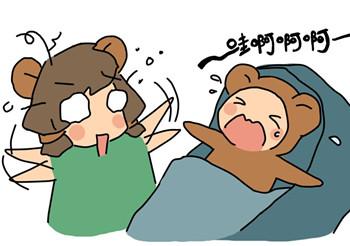 宝宝睡不踏实?处理不好也会影响健康!