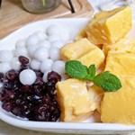 夏日甜品白玉南瓜冻,养眼又好吃!