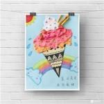 黏土DIY甜甜的冰淇淋,好玩又好看!