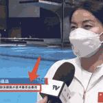 郭晶晶再征东京奥运,霍启刚一条朋友圈爆出真相