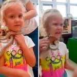 5岁女童与蛇拍照时被咬伤,原因让人想不到!