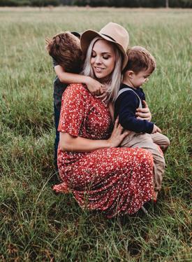 妈妈性格直接关系到孩子的未来